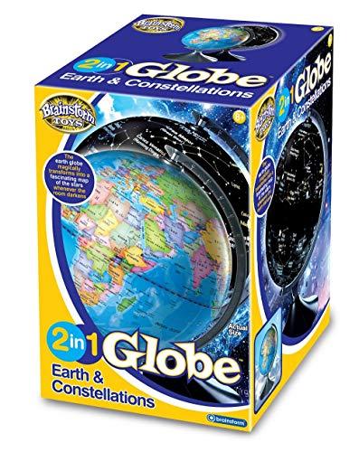 Eureka! - 2 En el Globo, la Tierra y la Constelación de la Luz con sensor (importado de Inglaterra)