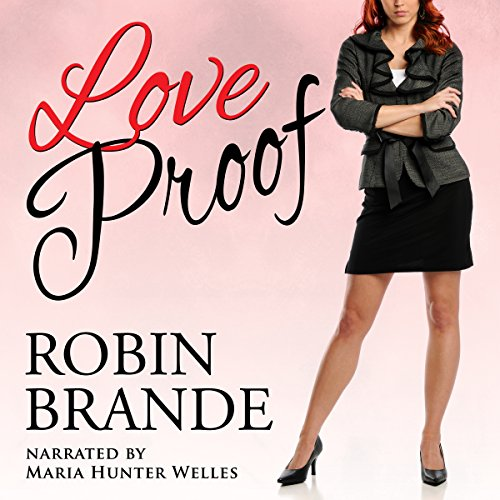Love Proof audiobook cover art