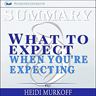 Summary: What to Expect When You're Expecting audiobook cover art