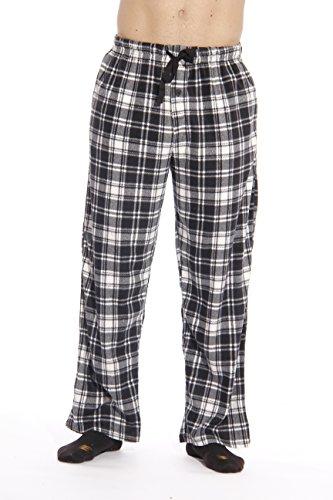 45902-15-M #FollowMe Polar Fleece Pajama Pants for Men/Sleepwear/PJs, Print 15, Medium