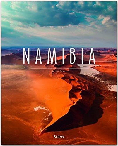 Namibia - Ein Premium***XL-Bildband in stabilem Schmuckschuber mit 224 Seiten und über 200 Abbildungen - STÜRTZ Verlag
