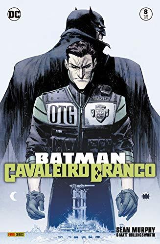 Batman Cavaleiro Branco - Volume 8