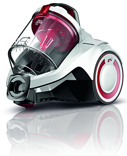 Dirt Devil DD2225-0 Rebel 25 HE Aspirateur sans Sac Cyclonique...