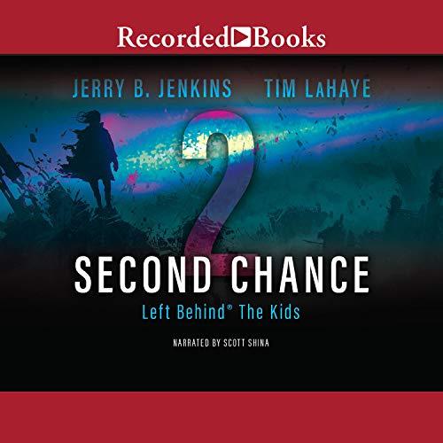 Second Chance Titelbild