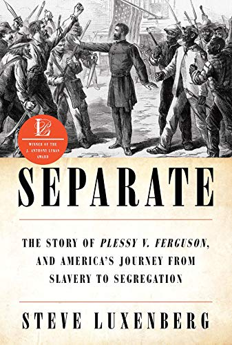 Image of Separate: The Story of Plessy v. Ferguson, and America's Journey from Slavery to Segregation