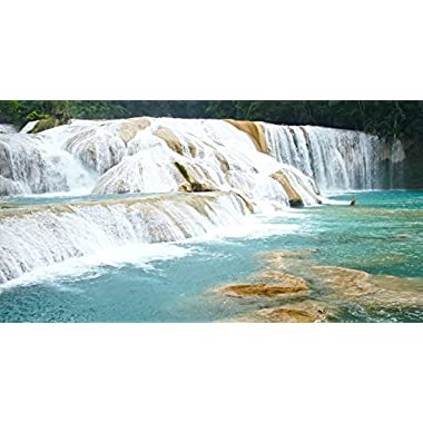 Full-Day Agua Azul & Palenque Ruins Experience for Two in Mexico - Tinggly Voucher / Gift Card in a Gift Box
