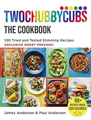 A Taste of Twochubbycubs The Cookbook: EXCLUSIVE PREVIEW (English Edition)