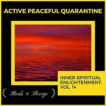 Active Peaceful Quarantine - Inner Spiritual Enlightenment, Vol. 14