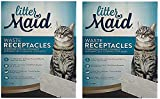LitterMaid Waste Receptacles, 18Count (Twо Pаck)