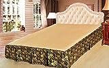 Tache Home Fashion BSK-989LK Bed Skirt, King