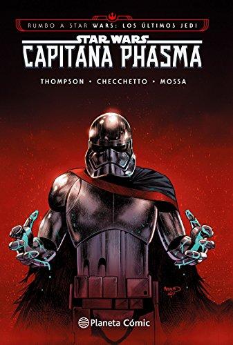 Star Wars Capitana Phasma, Cómic (Star Wars: Recopilatorios Marvel)