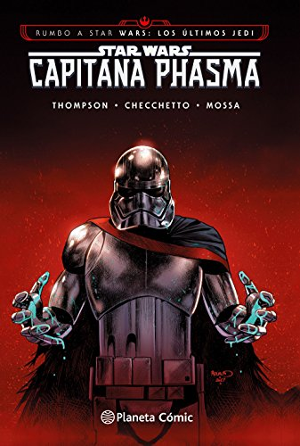 Star Wars Capitana Phasma, Cómic (Star Wars: Recopilatorios Marvel)