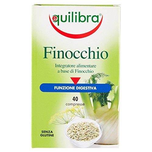 Equilibra Finocchio, 40 compresse