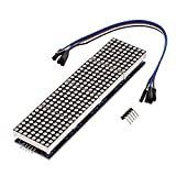 AZDelivery MAX7219 8x32 4 in 1 Dot Matrix LED...