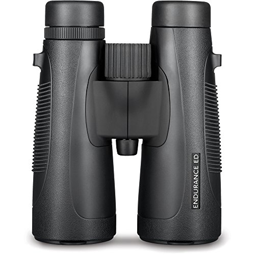 Hawke Sport Optics Endurance ED - Prismáticos (10 x 50), Color Negro