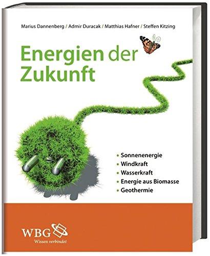 Energien der Zukunft: Sonne, Wind, Wasser, Biomasse, Geothermie