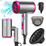 Best Ionic Hair Blowers - Ionic Hair Dryer, Ionic Blow Dryer with Diffuser Review