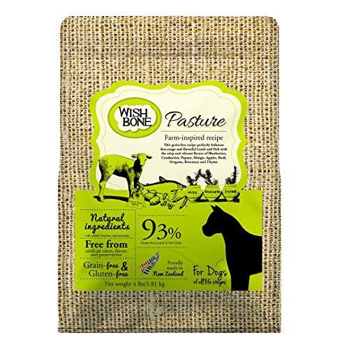 Wishbone Dry Dog Food – Pasture – Grain Free...