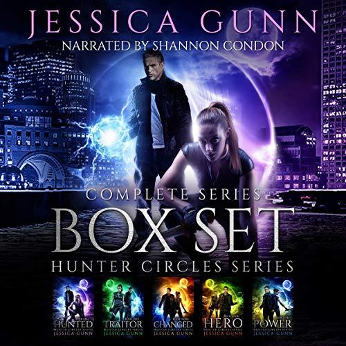 Hunter Circles Series Complete Boxset Audiobook By Jessica Gunn cover art