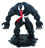 Spiderman- Figura Agent Venom 10cm (Comansi 96038)...