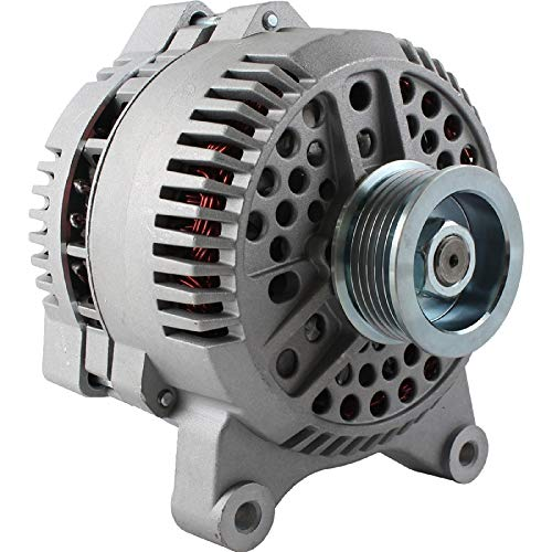 DB Electrical AFD0078 Alternator Compatible With/Replacement For 5.4L 6.8L Ford F Series F150 F250 F350 Truck 1999 2000 2001, Excursion 2000 2001 334-2250 112927 112962 F65U-10300-BB F85U-10300-BA