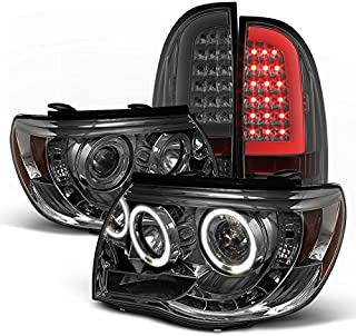Best toyota fortuner led tail lights Reviews