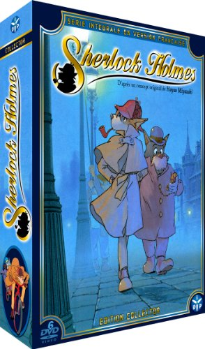 Sherlock Holmes-Intégrale-Edition Collector (6 DVD + Livret)