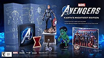 Marvel s Avengers  Earth s Mightiest Edition – PlayStation 4