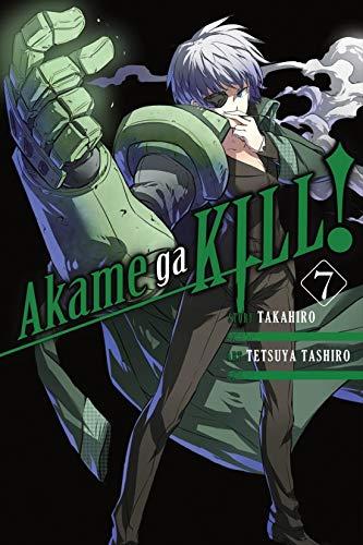Akame ga KILL! Vol. 7 (English Edition)