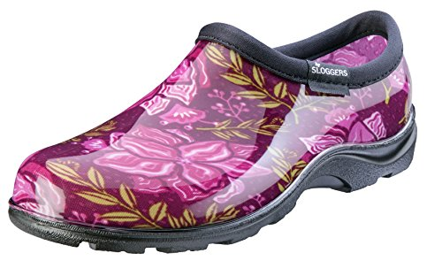 Sloggers Women's Waterproof Rain and Garden Shoe