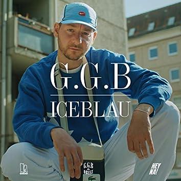 Iceblau