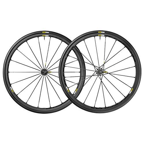 Mavic - Ksyrium Pro Exalith SL Pair, Color Black