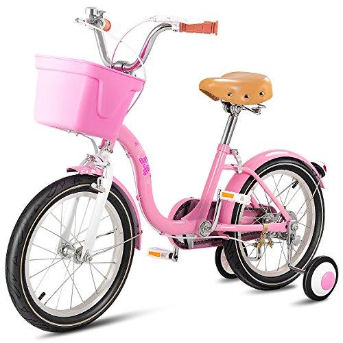 Goplus Kid's Bike Freestyle Outdoor...
