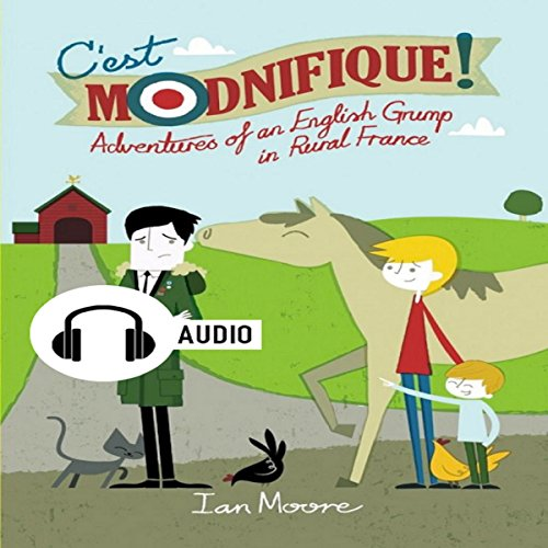 C'est Modnifique! audiobook cover art
