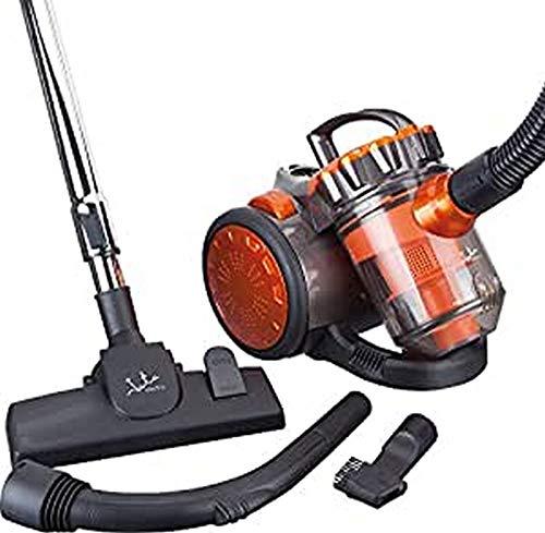 Jata AP999 Aspirador sin Bolsa Eficiencia Energética A Filtros Lavables Caudal de Aire 20,3 l por Segundo Sonoridad 79 decibelios Radio de acción 8 metros Cepillo para Todo Tipo de Suelos