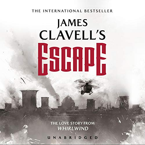 Escape Audiobook By James Clavell cover art