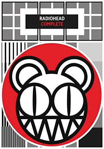Radiohead Complete -Für Gesang und Gitarre- (Songbook): Songbook für Gesang, Gitarre: Lyrics & Chords (Faber Edition)