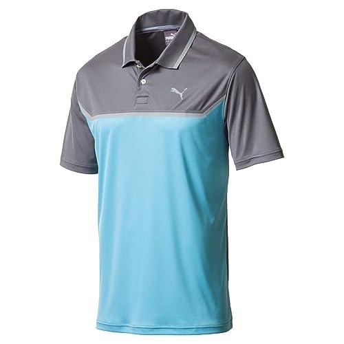 f9632a3a5912 Puma Golf 2018 Men s Bonded Tech Polo