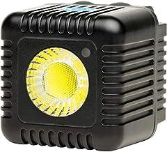 Lume Cube LC0003NE - Antorcha LED para cámaras, Negro