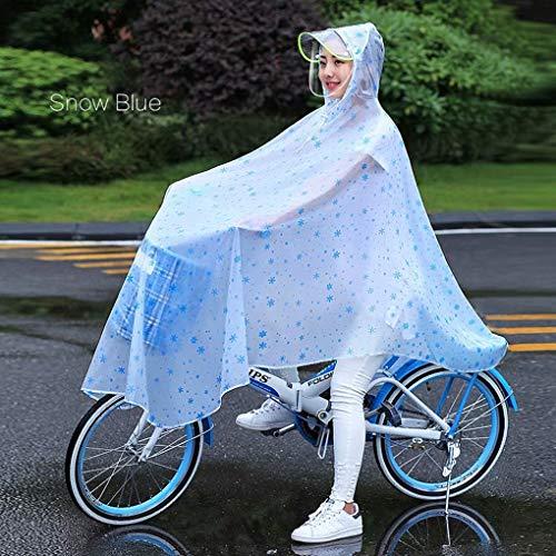 Scootmobielhoes Waterdichte regenponcho Fiets Regenjas Jas Capes Lichtgewicht Compact Herbruikbaar voor jongens Heren Dames Volwassenen