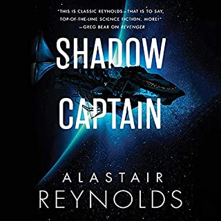 Shadow Captain                   Auteur(s):                                                                                                                                 Alastair Reynolds                               Narrateur(s):                                                                                                                                 Clare Corbett                      Durée: 13 h et 45 min     12 évaluations     Au global 4,4