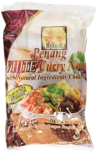 MyKuali Penang White Curry Noodle (8 Packs)