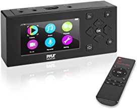Pyle Video Game Capture Card - w/ LCD Monitor-AV Recorder, HDMI Support, Full HD 1080P Digital Media File Creation System w/ Audio For USB, SD, PC, DVD, PS4, PS3, XBox One, XBox 360 and Wii - (PVRC49)