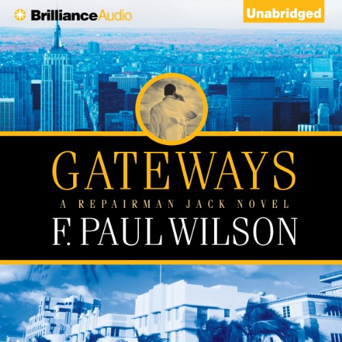 Gateways audiobook cover art