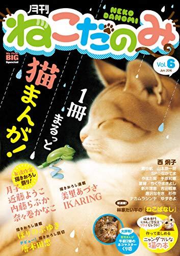 月刊ねこだのみVol.6 [雑誌]の詳細を見る