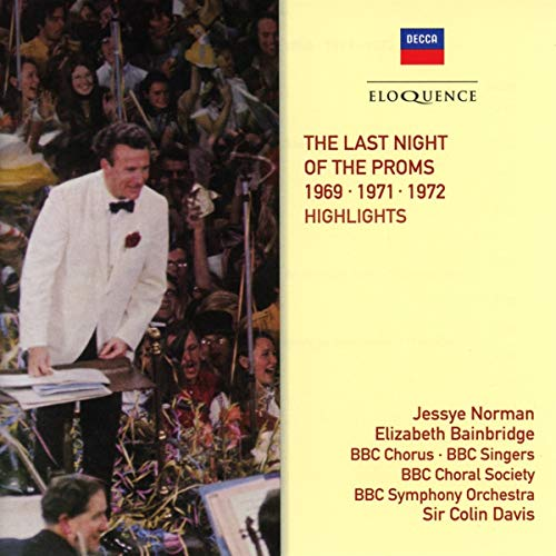 The Last Night of the Proms 1969,1971,1972