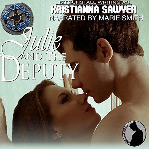 Julie and the Deputy audiobook cover art