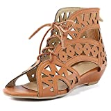 Adelibe 2021 The New Sandals For Women Casual Summer Sandals For Women High-top Fish Mouth Hollow Female Back Zipper Slope With Rhinestone Shoes