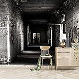 Fotomural Vinilo Pared 200X150cm Pared Vintage Fotos Papeles De Pared 3D Sala De Estar Dormitorio Decoración Foto Papel De Pared Mural