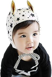 Zoylink Bonnet Bébé Chapeau Oreillette Bonnet Chaud Design Pour Oreilles Pour Tout Petit